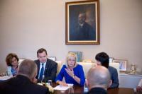 Visit of Corina Creţu, Member of the EC, to Bulgaria