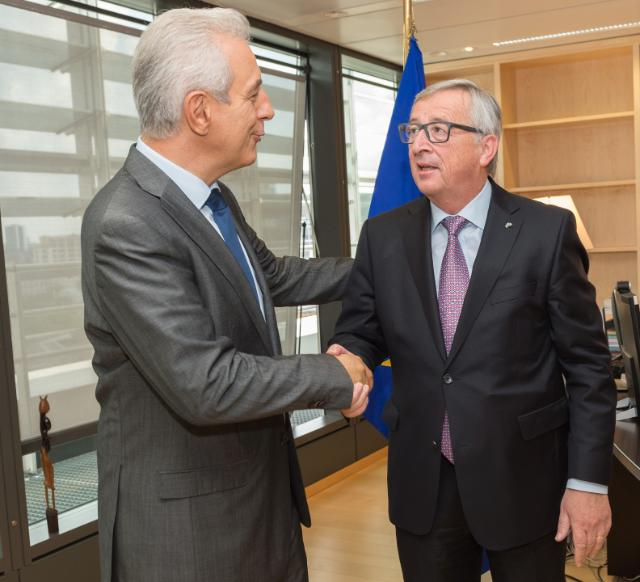 Visit of Stanislaw Tillich, Minister-President of the Land of Saxe, to the EC