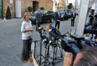 Participation de Federica Mogherini, vice-présidente de la CE, aux négociations avec l'Iran sur le nucléaire, à Vienne