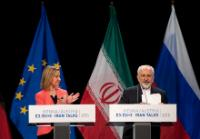 Participation of Federica Mogherini, Vice-President of the EC, in the nuclear negotiations with Iran, in Vienna