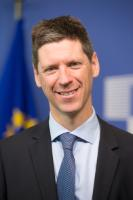 Maarten Verwey, Director-General at the EC