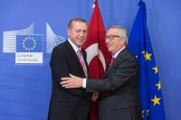 Visit of  Recep Tayyip Erdoğan, President of Turkey, to the EC
