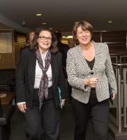 Visit of Andrea Nahles, German Federal Minister for Labour and Social Affairs, to the EC