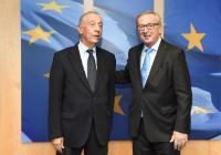 Visit of Marcelo Rebelo de Sousa, former Portuguese Minister for Parliamentary Affairs, to the EC