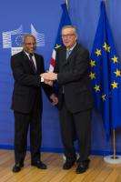 Visit of José Maria Pereira Neves, Cape Verdean Prime Minister, to the EC