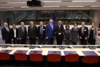Participation of Phil Hogan, Member of the EC, in the Inaugural meeting of the Agricultural Markets Task Force