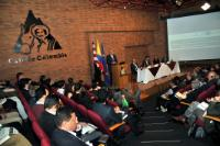 Visit by Phil Hogan, Member of the EC in charge of Agriculture and Rural Development, to Colombia