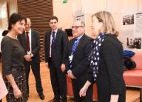 Visit of  Joachim James Calleja, Director of the European Centre for the Development of Vocational Training (Cedefop), to the EC