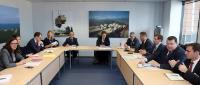 Visit of representatives of Eurofer to the EC