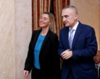 Visit of Federica Mogherini, Vice-President of the EC, to Albania