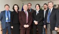Visite de membres slovènes du Comité économique et social européen (CESE) à la CE