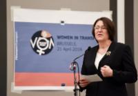 Participation de Violeta Bulc, membre de la CE, à la conférence sur l'égalité des genres dans le secteur du transport