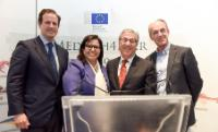 Launch of the MEDFISH4EVER strategy by Karmenu Vella, Member of the EC, in the wings of the Global Seafood Exposition 2016