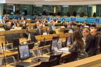 Participation of Johannes Hahn in the Civil Society Forum for the Southern Neighbourhood