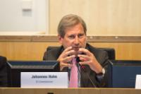 Participation of Johannes Hahn, Member of the EC, in the Civil Society Forum for the Southern Neighbourhood