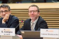 Réunion du groupe de pilotage de haut niveau sur le partenariat d'innovation européen concernant les matières premières