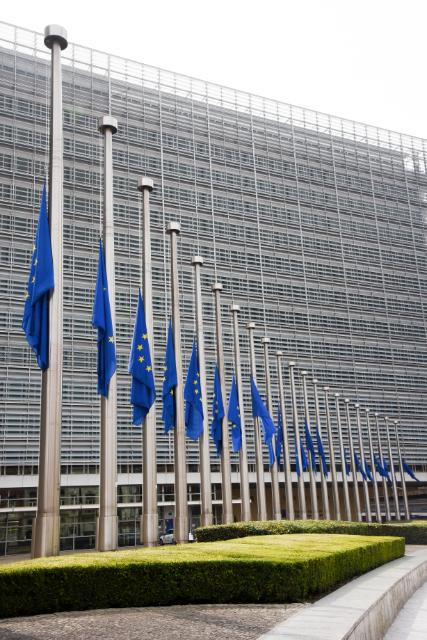 Flags at half mast in tribute to the attacks in Munich