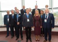 Visite d'une délégation de représentants des pouvoirs locaux et régionaux polonais, à la CE