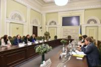 Visit of Cecilia Malmström, Member of the EC, to Ukraine