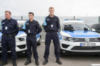 Launch of the European Border and Coast Guard