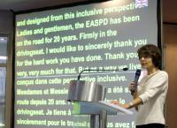 Participation de Marianne Thyssen, membre de la CE, à la conférence organisée à l'occasion du 20e anniversaire de l'EASPD