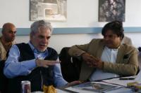 Visite de Christos Stylianides, membre de la CE, en Iran