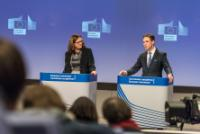Joint press conference by Jyrki Katainen, Vice-President of the EC, and Cecilia Malmström, Member of the EC, on the proposal of the EC to change the EU's anti-dumping and anti-subsidy legislation