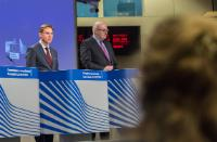 Joint press conference by Jyrki Katainen, Vice-President of the EC, and Phil Hogan, Member of the EC, on the study on the impact of future trade agreements on the agricultural sector