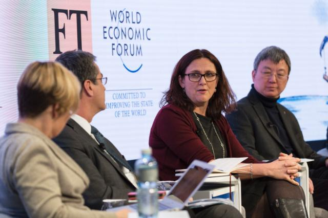 Word Economic Forum, Davos, 17-20/01/2017