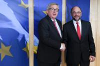 Visit of Martin Schulz, former President of the EP, to the EC