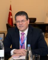 Visit by Maroš Šefčovič, Vice-President of the EC to Azerbaijan