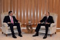 Visite de Maroš Šefčovič, vice-président de la CE en Azerbaïjan