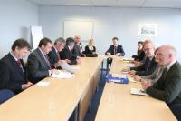 Visit of a delegation of Slovenian wine producers to the EC