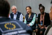 Visit by Federica Mogherini, Vice-President of the EC and Neven Mimica, Member of the EC to the African Union Commission and Ethiopia