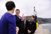 Visit by Maroš Šefčovič, Vice-President of the EC and Miguel Arias Cañete, Member of the EC, to Spain