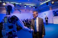 Visit of Carlos Moedas, Member of the EC, to Malta