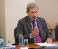 Visit by Johannes Hahn, Member of the EC, to the United States of America