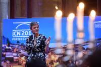 Visite de Margrethe Vestager, membre de la CE, au Portugal