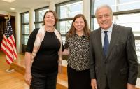 Visit of Elaine C. Duke, US Deputy Secretary of Homeland Security, to the EC