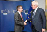 Visit of Jean-Bernard Lévy, Chairman and CEO of EDF Group, to the EC