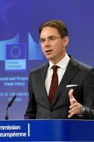 Conférence de presse sur le paquet d'initiatives de la politique commerciale