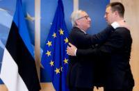 Visit of Jüri Ratas, Estonian Prime Minister, to the EC