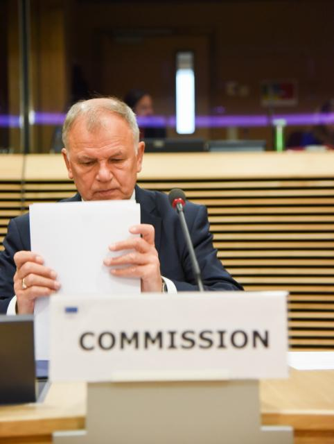 Participation of Vytenis Andriukaitis, Member of the EC, at the Ministerial Conference on the follow up to the fipronil incident