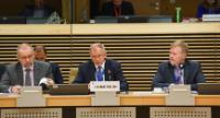 Participation of Vytenis Andriukaitis, Member of the EC, in the High-level meeting dedicated to the follow-up to the Fipronil incident