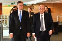 Visit of Henrique de Campos Meirelles, Brazilian Minister for Finance, to the EC.