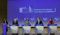 Press conference by Andrus Ansip, Vice-President of the EC, and Mariya Gabriel, Member of the EC, on stepping up the EU's efforts to tackle illegal content online