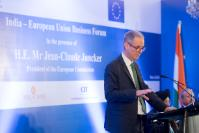 Visit of Jean-Claude Juncker, President of the EC to India