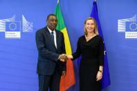 Visite de Abdoulaye Idrissa Maïga, Premier ministre malien, à la CE