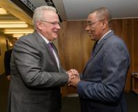Visit of Abdoulaye Idrissa Maïga, Malian Prime Minister, to the EC