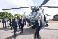 Visit by Jean-Claude Juncker, President of the EC, to French Guiana
